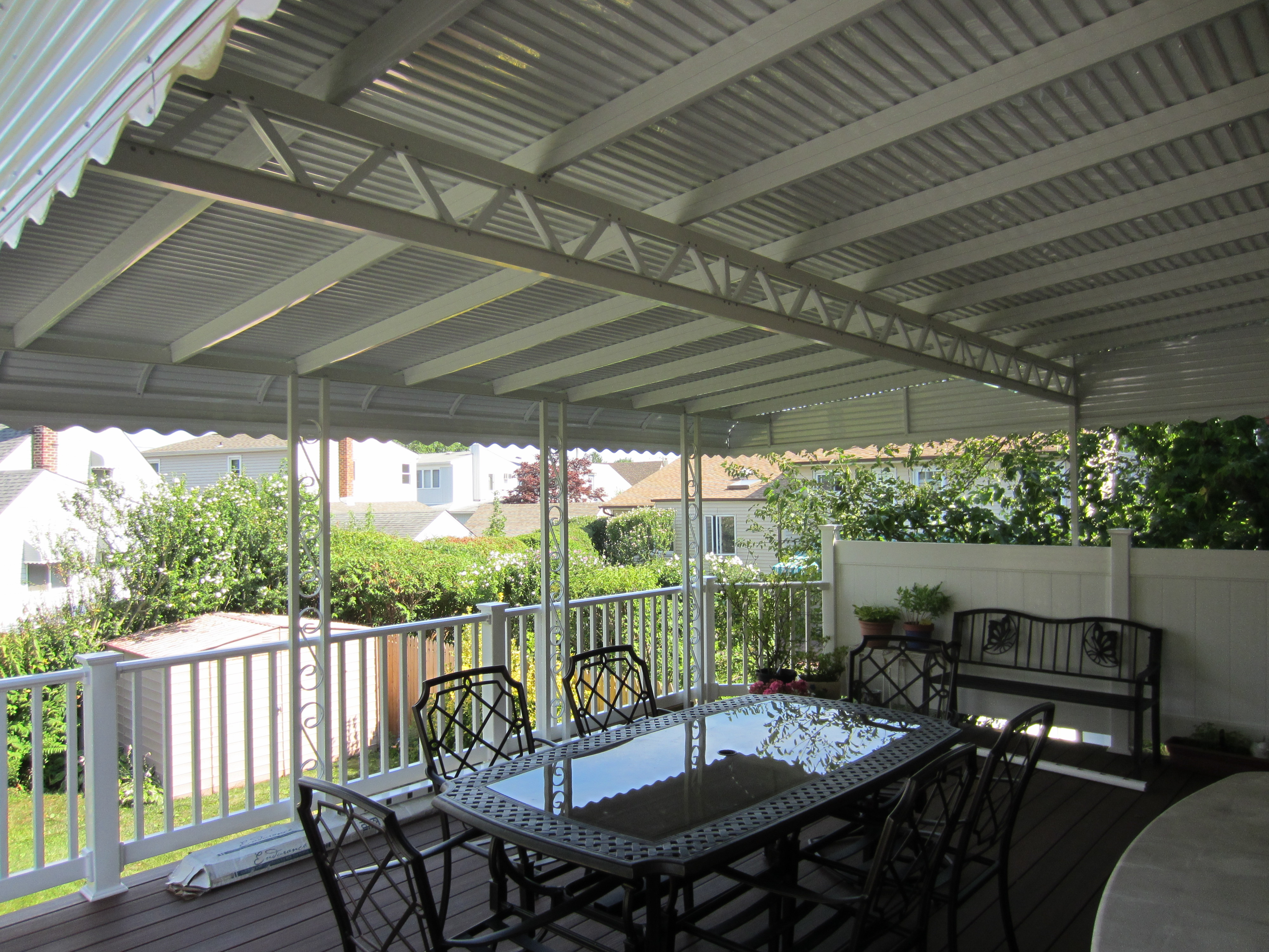 Awnings Gallery - Major Homes