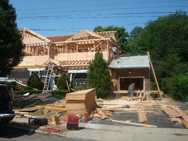 Dormer Progression Major Homes