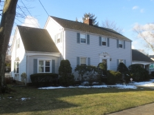 Before & After Siding and Doors in East Williston, NY