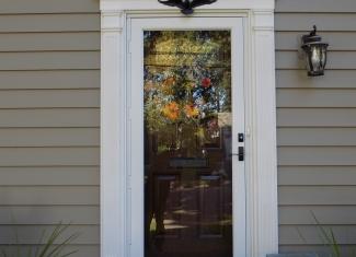New Door in East Williston New York