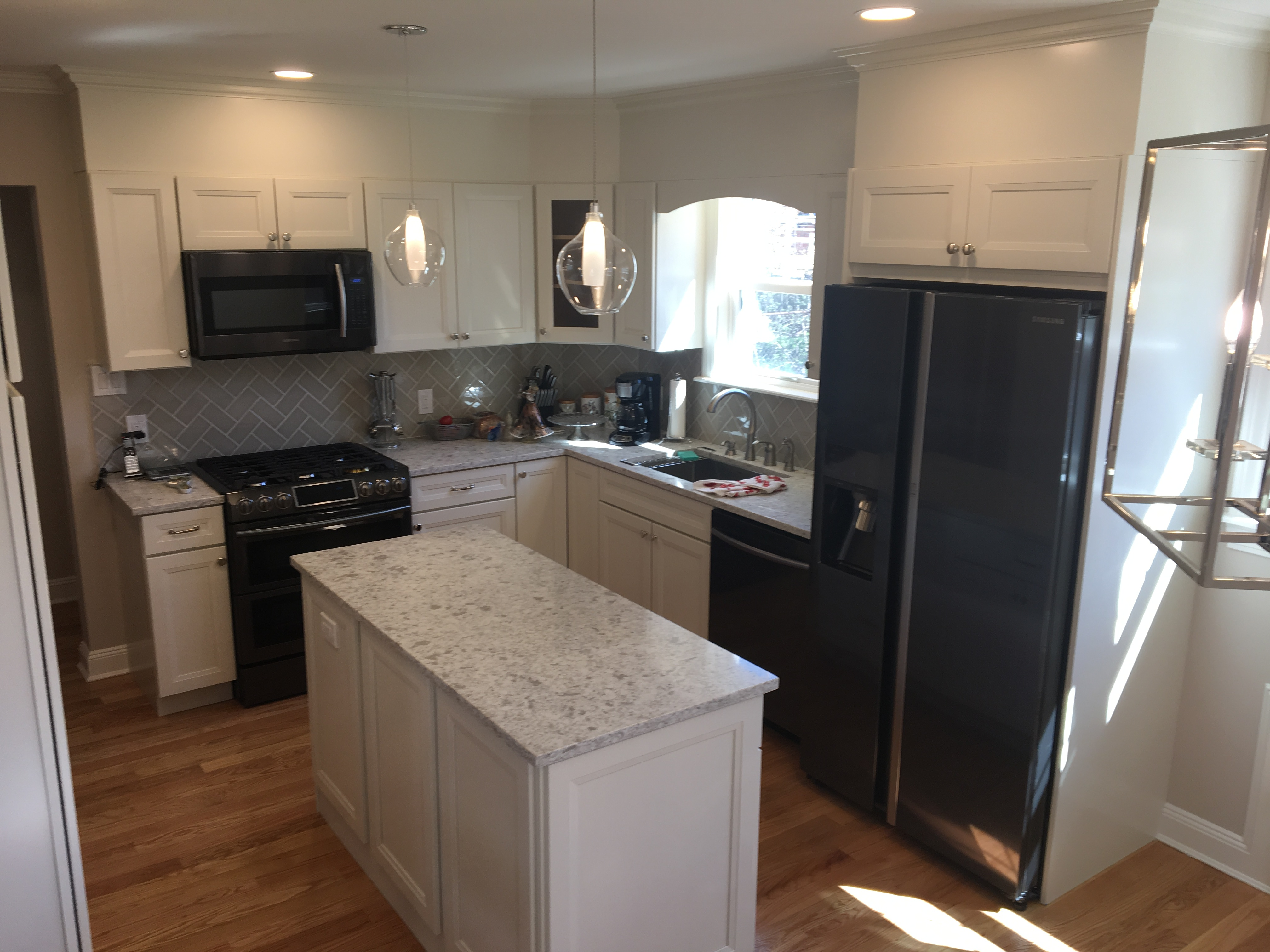 Kitchen Gallery - Major Homes
