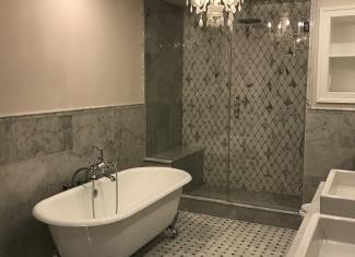 Finished Bathrooms Major Homes - Finished bathrooms
