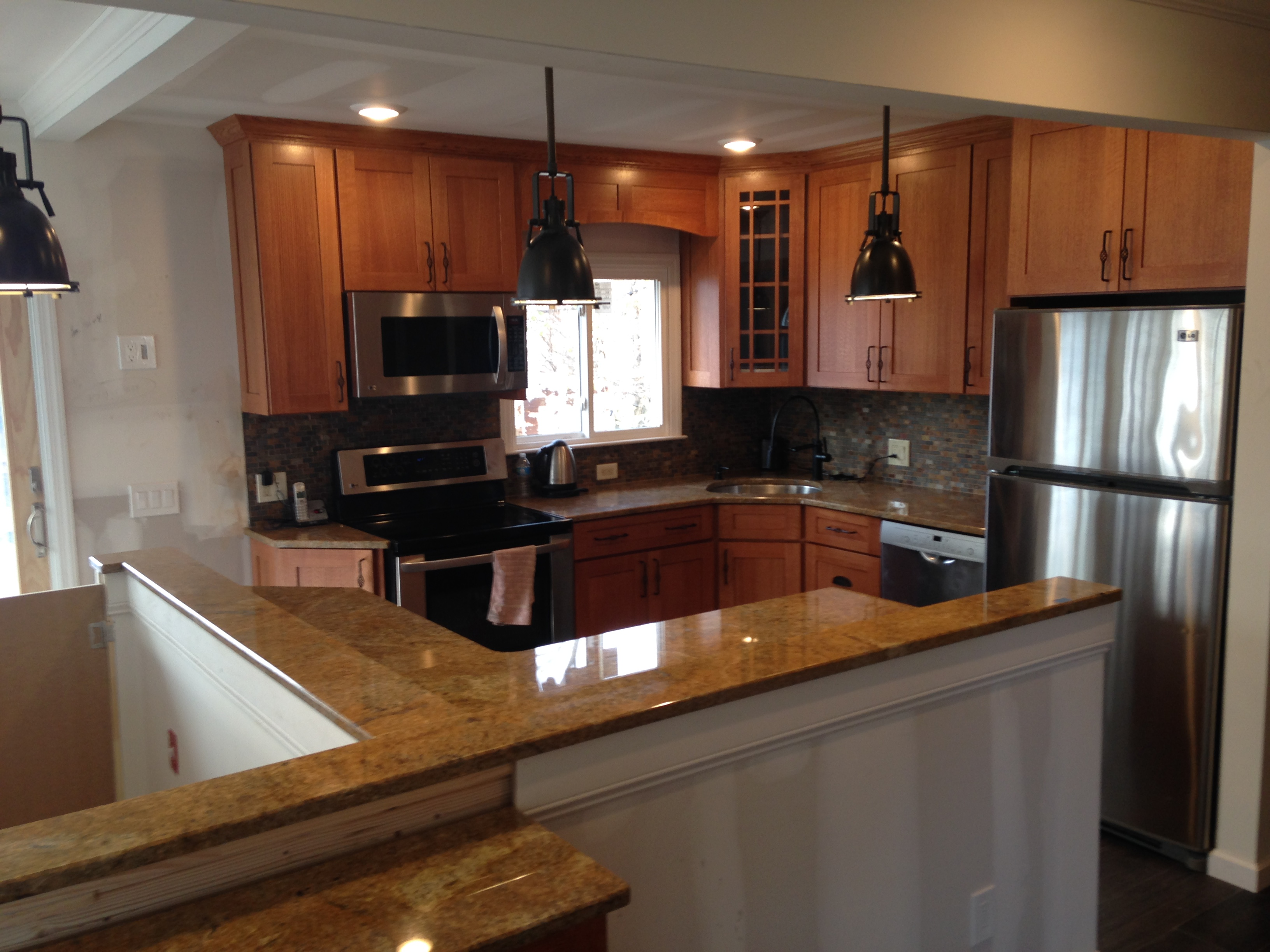 Finished Kitchens - Major Homes