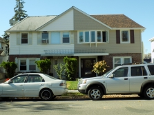 major homes roofing siding windows Bayside after