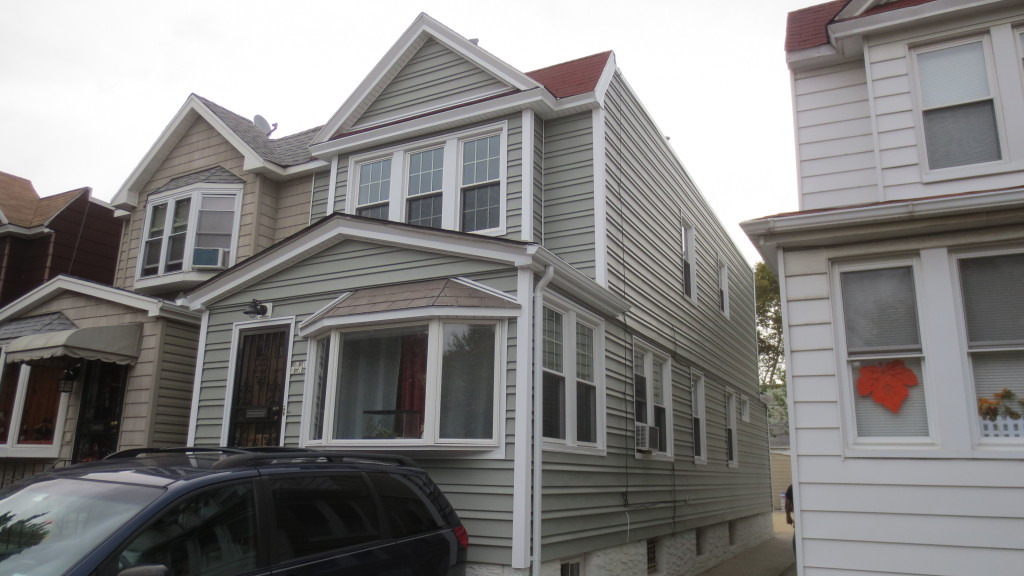 Windows and Siding Replacement Ridgewood, NY - Major Homes